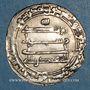 Monnaies Iraq. Abbassides. al-Muqtadir (295-320H). Dirham 301H. Madinat al-Salam