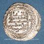 Monnaies Iraq. Abbassides. al-Muqtadir (295-320H). Dirham 308H. Madinat al-Salam