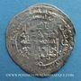 Monnaies Iraq. Abbassides. al-Muqtadir (295-320H). Dirham 318H, (Surraman Ra'a)
