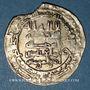 Monnaies Iraq. Abbassides. al-Muqtadir (295-320H). Dirham 319H. Madinat al-Salam