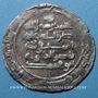 Monnaies Iraq. Abbassides. al-Muttaqi (329-333H). Dirham (33)1H, Madinat as-Salam, avec Abu mansur, Nasir ad-