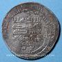 Monnaies Iraq. Abbassides. al-Muttaqi (329-333H). Dirham 332H, al-Basra, avec Abu Mansur