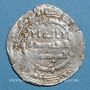 Monnaies Iraq. Abbassides. al-Radi (322-329H). Dirham 3(23)H. al-Basra