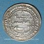 Monnaies Iraq. Abbassides. al-Radi (322-329H). Dirham 322H. Madinat al-Salam