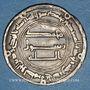 Monnaies Iraq. Abbassides. al-Saffah (132-136H). Dirham 133H. al-Kufa