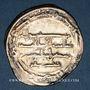 Monnaies Iraq. Abbassides. Harun al-Rashid (170-193H). Dirham 180H. Madinat al-Salam
