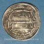 Monnaies Iraq. Abbassides. Harun al-Rashid (170-193H). Dirham 185H. Madinat al-Salam