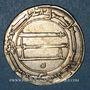 Monnaies Iraq. Abbassides. Harun al-Rashid (170-193H). Dirham 188H (?), Madinat al-Salam