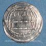 Monnaies Iraq. Abbassides. Harun al-Rashid (170-193H). Dirham 189H. Madinat al-Salam
