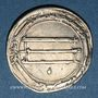 Monnaies Iraq. Abbassides. Harun al-Rashid (170-193H). Dirham 190H. Madinat al-Salam