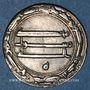Monnaies Iraq. Abbassides. Harun al-Rashid (170-193H). Dirham 191H. Madinat al-Salam