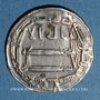 Monnaies Iraq. Abbassides. Harun al-Rashid (170-193H). Dirham 192H. Madinat al-Salam