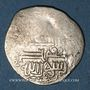 Monnaies Iraq. Ilkhanides. Taghay Timur (737-754H). 2 dirham, Wasit (?)