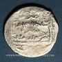 Monnaies Iraq. Jalayrides. Ahmad (1er règne, 784-795H). 2 dinar argent, al-Basra