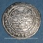 Monnaies Iraq. Umayyades. Epoque al-Walid I (86-96H=705-715). Dirham 92H, Wasit