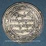 Monnaies Iraq. Umayyades. Epoque al-Walid I (86-96H = 705-715). Dirham 94H. Wasit