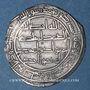 Monnaies Iraq. Umayyades. Epoque Hisham (105-125H = 724-743). Dirham 115H, Wasit