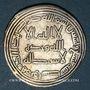 Monnaies Iraq. Umayyades. Epoque Sulayman (96-99H = 715-717). Dirham 99H, Wasit