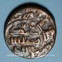 Monnaies Jazira. Abbassides. al-Mustansir (623-640H). Bronze, fals (Irbil)