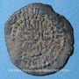 Monnaies Jazira. Ilkahnides. Sati Beg, reine (739H). Fals, Mardin