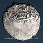 Monnaies Jazira.  Kurdes Bukhti. 'Abd Allah b. 'Abd-Allah (vers 820H). Tanka, Siirt