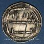 Monnaies Maghreb. Abbassides. al-Mahdi (158-169H). Dirham 1(6)9H ?, al-'Abbassiya