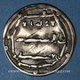 Monnaies Maghreb. Abbassides. al-Mahdi (158-169H). Dirham 16(4)H. al-'Abbassiya