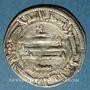 Monnaies Maghreb. Abbassides. al-Mahdi (158-169H). Dirham 161H. al-'Abbassiya