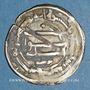 Monnaies Maghreb. Abbassides. al-Mahdi (158-169H). Dirham 166H. al-'Abbassiya