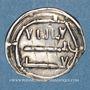 Monnaies Maghreb. Abbassides. Harun al-Rashid (170-193H). Dirham 17(x)H. (al-'Abbassiya)
