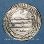 Monnaies Maghreb. Abbassides. Harun al-Rashid (170-193H). Dirham 171H. al-'Abbassiya