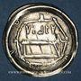 Monnaies Maghreb. Abbassides. Harun al-Rashid (170-193H). Dirham 176H. Ifriqiya