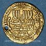 Monnaies Maghreb. Aghlabides. Ziyadat Allah III (290-296H). Dinar 293H, avec Khattab