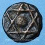 Monnaies Maghreb. 'Alawites. Moulay 'Abd ar-Rahman (1238-1276H). 1/4 de fals (zelagh)