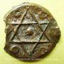 Monnaies Maghreb. Alawites. Moulay 'Abd ar-Rahman (1238-1276H). 2 fals 1267H