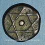 Monnaies Maghreb. 'Alawites. Moulay 'Abd ar-Rahman (1238-1276H).  Fals 1274H