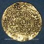Monnaies Maghreb. 'Alawites. Moulay Isma'il (1082-1139H = 1672-1727). Dinar bunduqi 112(2)H, Hazrat Fas
