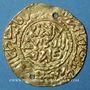 Monnaies Maghreb. Alawites. Moulay Isma'il (1082-1139H = 1672-1727). Dinar bunduqi 1122H, Hazrat Fas