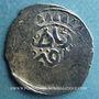 Monnaies Maghreb. Alawites. Moulay Sulayman II (1207-1238H = 1793-1822). Dirham 1208H, Rabat al-Fath