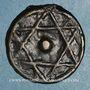 Monnaies Maghreb. 'Alawites. Moulay Sulayman II ? (1207-1238H).  Fals (imitation ?)