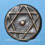 Monnaies Maghreb. Alawites. Muhammad IV (1276-1290H). 2 fals 1281H, Fès