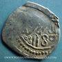 Monnaies Maghreb. 'Alawites. Sidi Muhammad III (1171-1204H). Dirham 1180H, Hazrat Fas