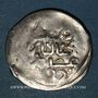 Monnaies Maghreb. 'Alawites. Sidi Muhammad III (1171-1204H). Dirham 1182H, Miknas