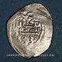 Monnaies Maghreb. 'Alawites. Sidi Muhammad III (1171-1204H). Dirham 1183H, Miknas