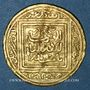 Monnaies Maghreb. Almohades. 'Abd al-Mu'min (524-558H). 1/2 dinar or (après 540H)