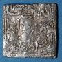 Monnaies Maghreb. Almohades. Anonyme (VIe-VIIeH = XIIe-XIIIe). Dirham, Bougie