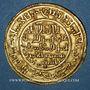 Monnaies Maghreb. Almoravides. 'Ali b. Yusuf (500-537H). Dinar 534H, Aghmat, avec Tashfin (héritier)