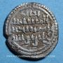 Monnaies Maghreb. Almoravides. 'Ali b. Yusuf (500-537H). Qirat argent, avec Tashfin b. 'Al