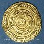 Monnaies Maghreb. Fatimides. al-'Aziz (365-386H = 975-996). Dinar or 385H. al-Mansuriya