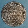 Monnaies Maghreb. Fatimides. al-Hakim (386-411H). 1/2 dirham 387H. al-Mahdiya